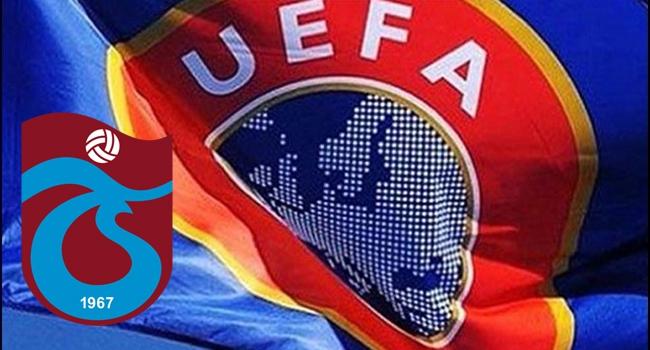 Trabzonspor ikinci kez UEFA'da!