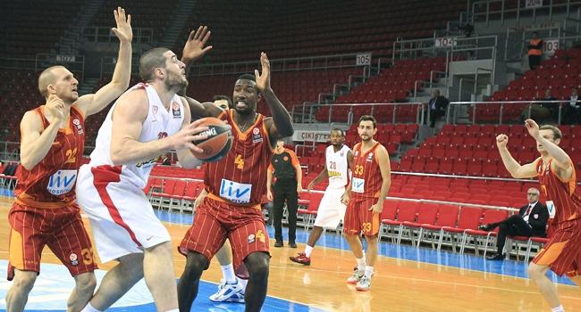 Galatasaray adını Top 16'ya yazdırdı.