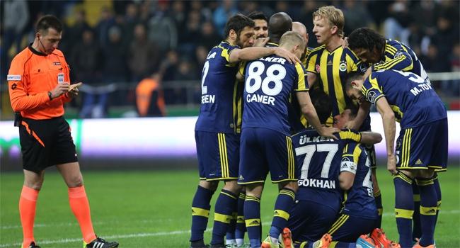 Fenerbahçe'yi kaptan kurtadı
