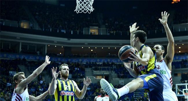 Fenerbahçe Ülker, Panzeri yıktı!