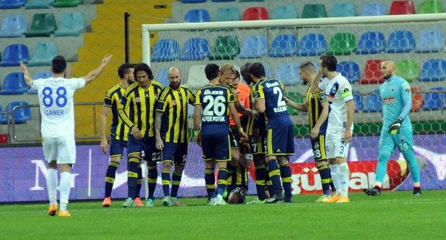 K. Erciyesspor'dan penaltı tepkisi