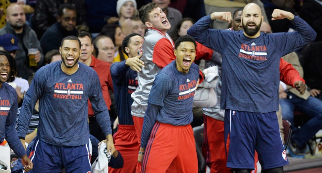 Atlanta Hawks tutulmuyor