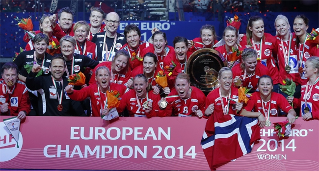 Şampiyon Norveç