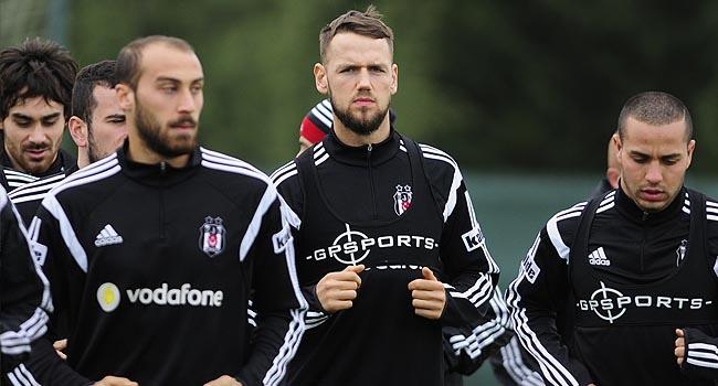 Beşiktaş'ta sakatlık bitmiyor