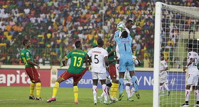 Afrika Kupası'nda beraberlik günü
