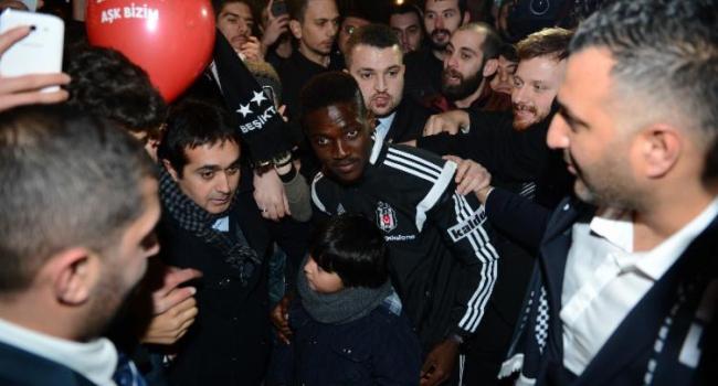 Beşiktaş Ankara'da!