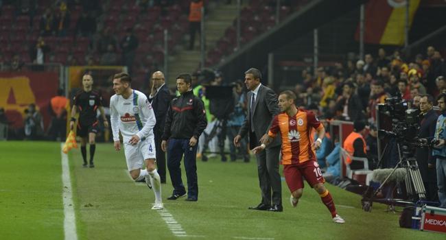 """""""Diyarbakır yenilgisi, Galatasaray'ı toparladı"""""""
