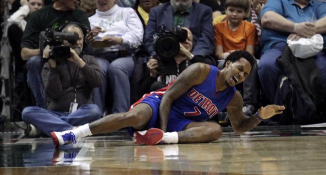 Detroit Pistons'a kötü haber!