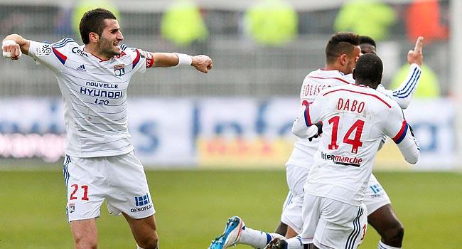 Ligue 1'de Lyon fırtınası