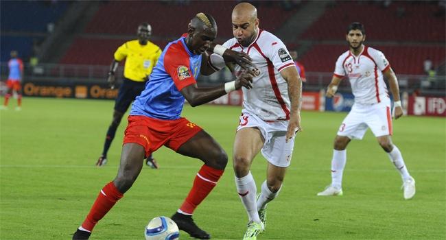 Tunus ve Kongo çeyrek finalde
