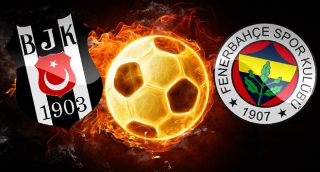 Beşiktaş ve F.Bahçe'ye ceza