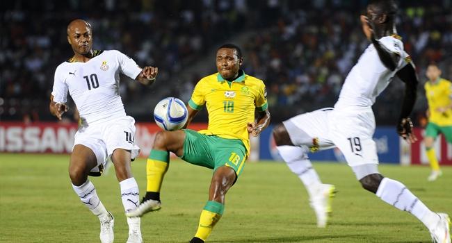 Gana ve Cezayir çeyrek finalde