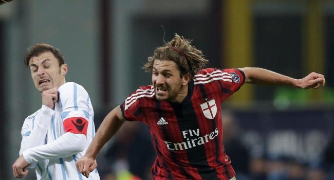 Milan kupadan elendi