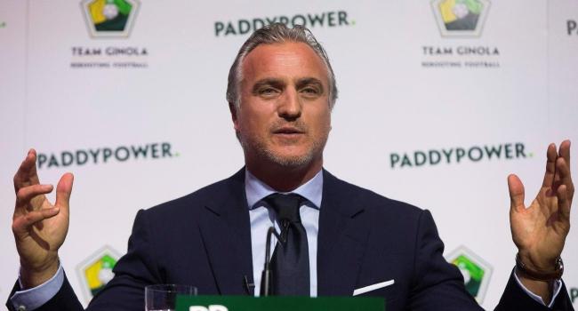 FIFA'ya kızdı başkan adayı oldu