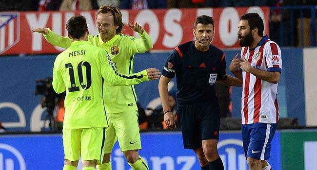 Müthiş maçta 2 kırmızı, 1 penaltı, 5 gol!