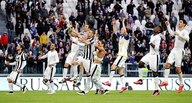Juventus 89'da 'yarı final' dedi