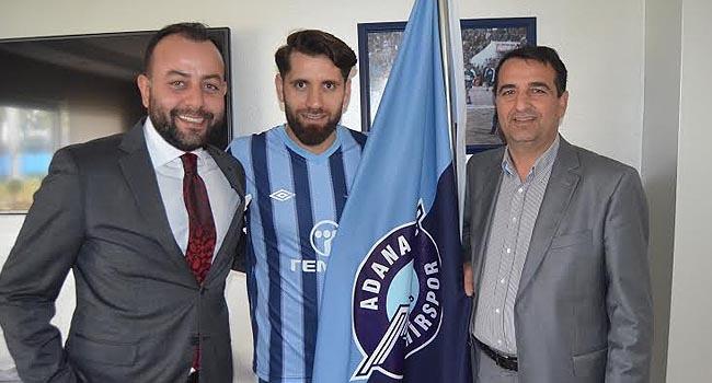 Adana Demir transferde Şen'lendi