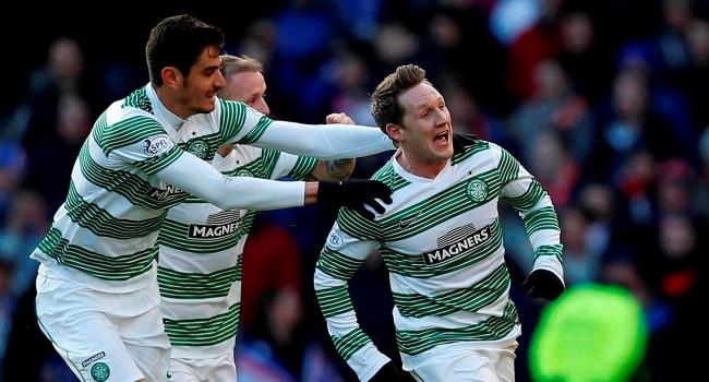 Tarihi derbide Celtic güldü