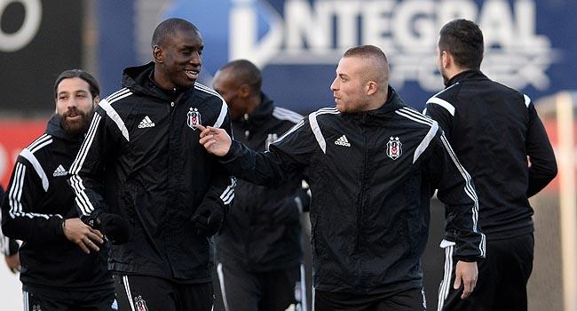 Beşiktaş'ta Sivasspor mesaisi