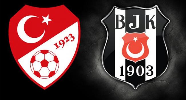 TFF Beşiktaş'ı kutladı