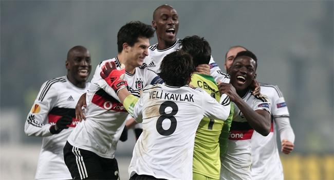 Beşiktaş'ın rakibi belli oluyor