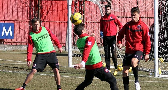 Gençlerbirliği, Sivasspor maçına hazır
