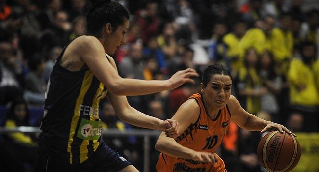 Fenerbahçe'den Canik'e ağır fark