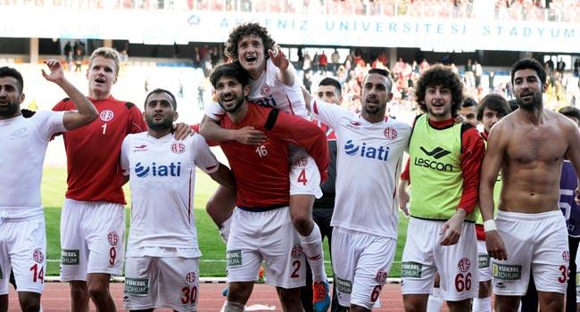 """""""Antalyaspor hedefine ulaşacak"""""""
