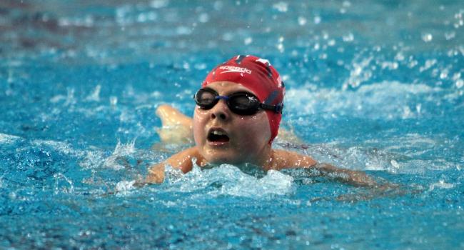 Engelliler Yüzme Şampiyonası Alanya'da başladı
