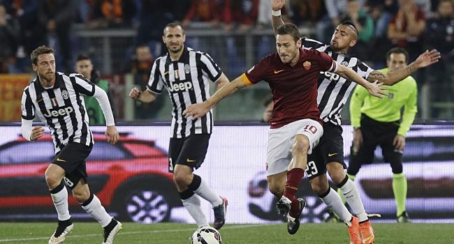 Serie A'da görünüm