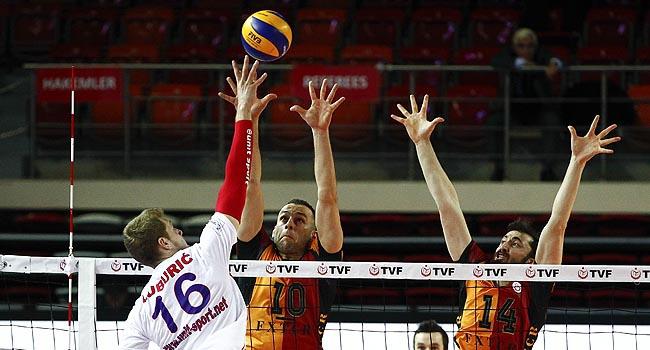 Galatasaray, Sırp ekibini devirdi