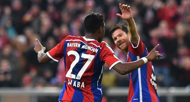 Bayern kupada da doludizgin