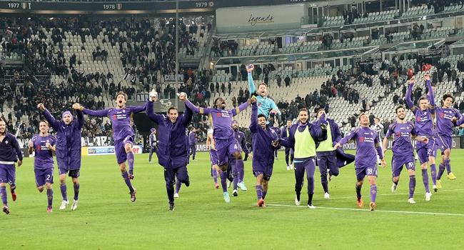 Avantaj Fiorentina'nın