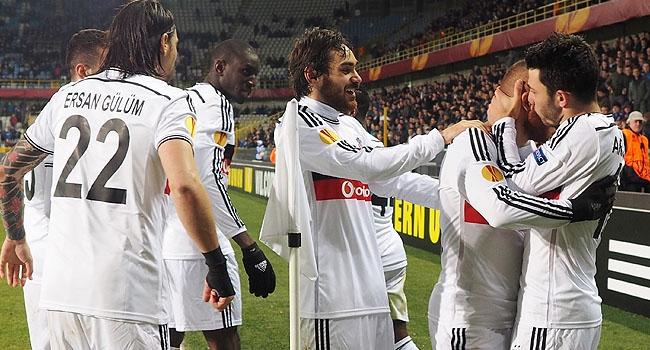 Beşiktaş'ın yıldızına dev talip!