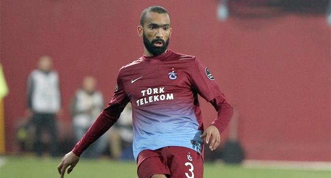Trabzonspor'da Bosingwa'ya ameliyat
