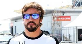 Fernando Alonso döndü