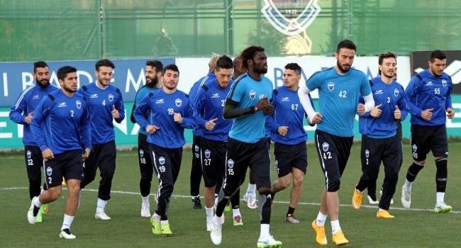 Erciyes'te hazırlıklar sürüyor