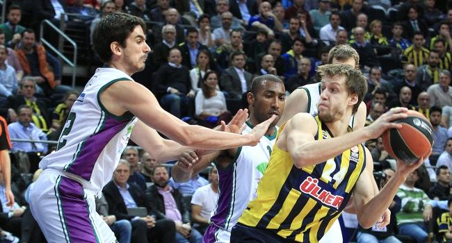 Potada tek teselli Fenerbahçe