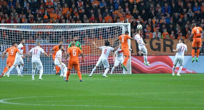 Hollanda-Türkiye maçından notlar