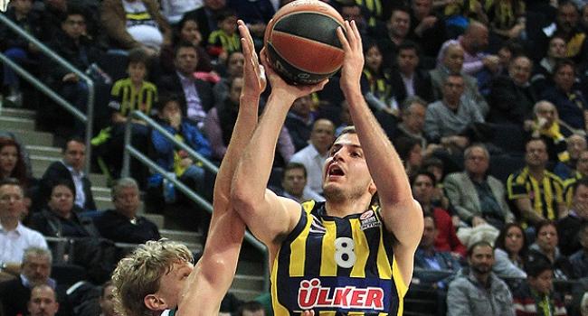 Fenerbahçe'nin yıldızı NBA'de