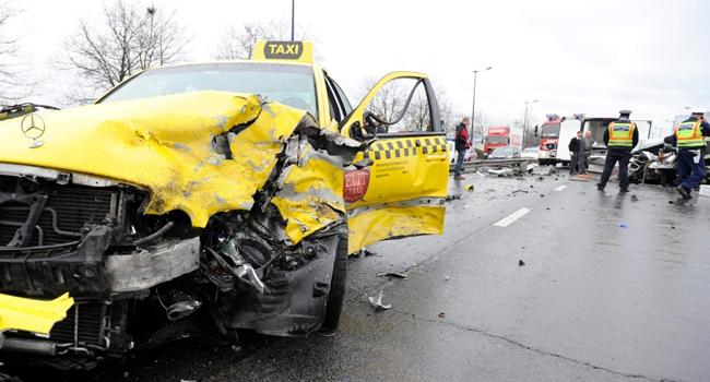 A Milli oyuncular kaza geçirdi