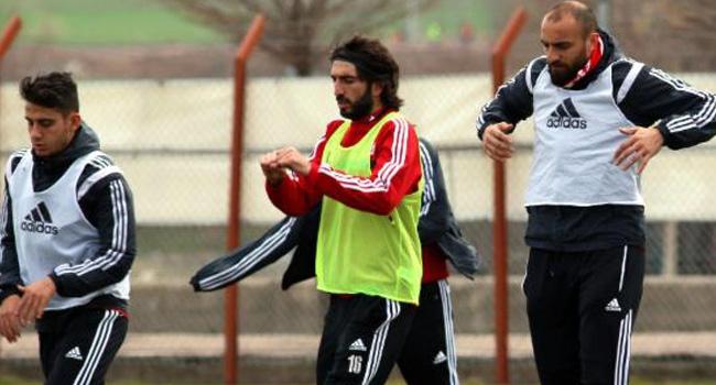 Sivasspor'da Eskişehirspor maçı hazırlığı