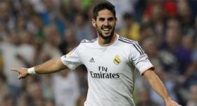 Real Madrid'de Isco şoku