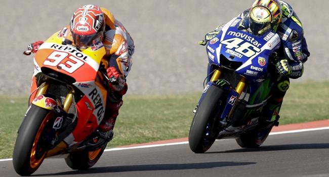 Arjantin'de zafer Rossi'nin