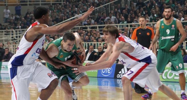 Panathinaikos durumu 2-1 yaptı