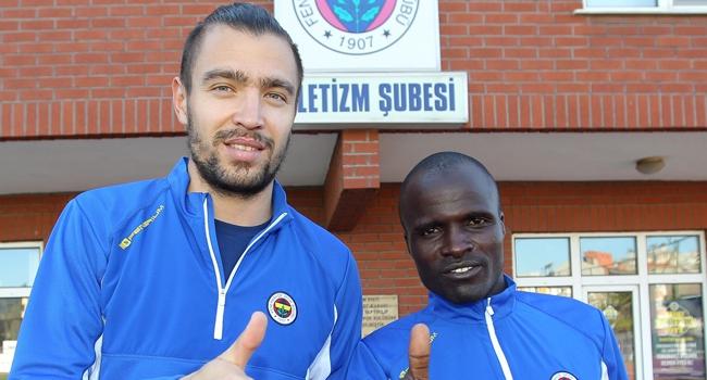 Fenerbahçe'den atletizm şubesine transfer