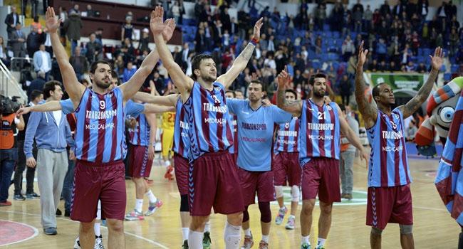 Trabzonspor kupada ikinci oldu!