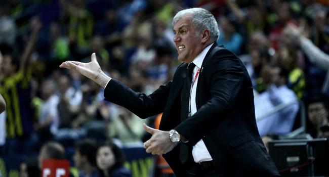 Obradovic çok sinirlendi!