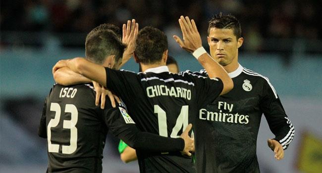 Real Madrid farkı korudu!