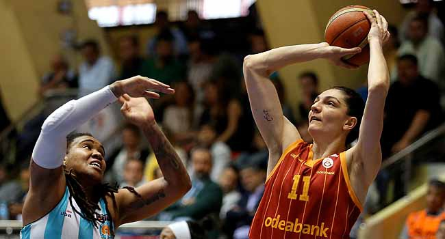 Galatasaray Odeabank finalde